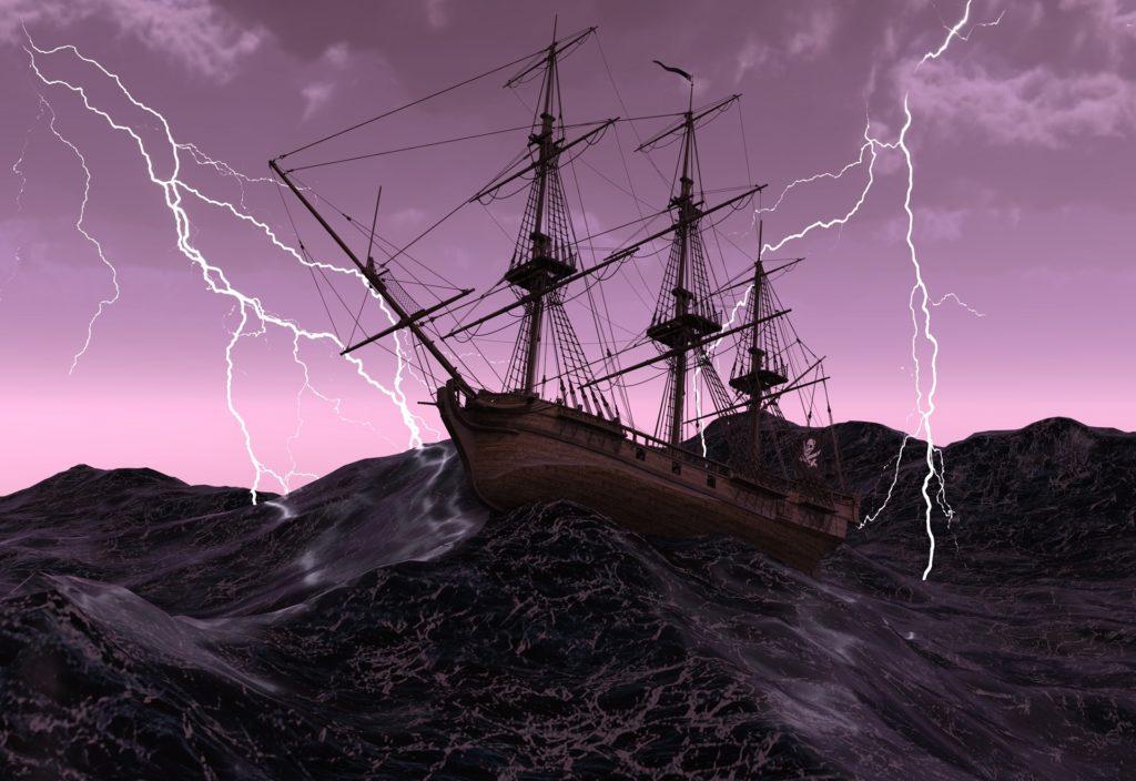 Der Sturm des Lebens
