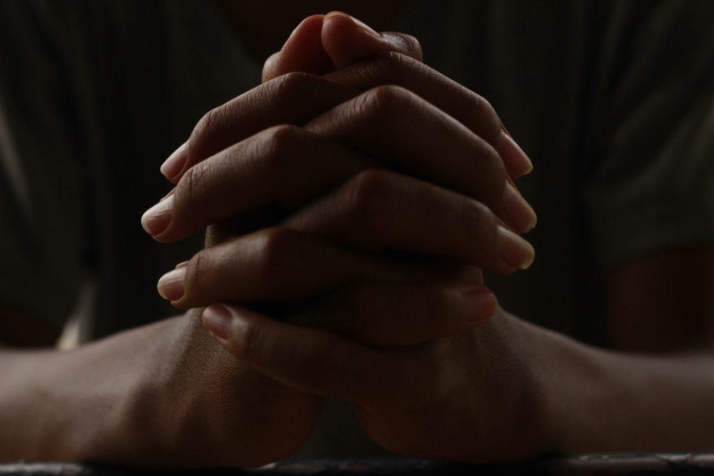 Bitten um Vergebung